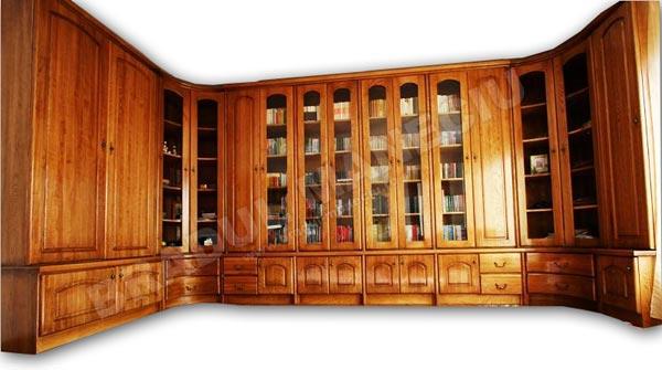 biblioteca-lemn