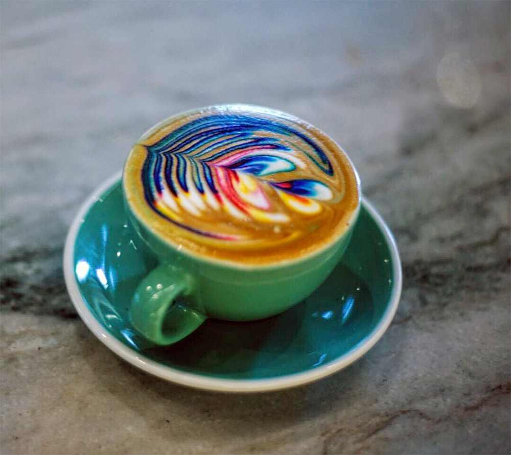 cafea curcubeu