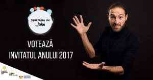 Voteaza-ti favoritul in Top 2017 Generatia lui John